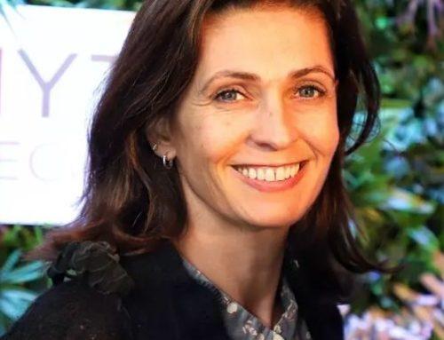 Adeline Blondieau, sua nova vida como sofróloga